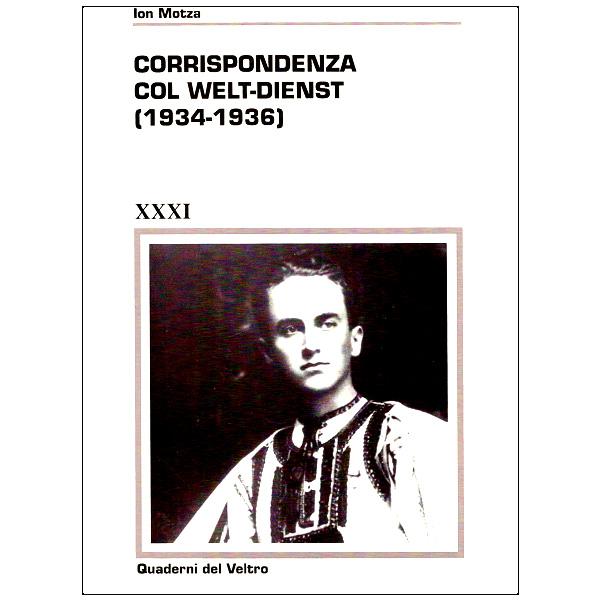 Corrispondenza col Welt-Dienst (1934-1936)