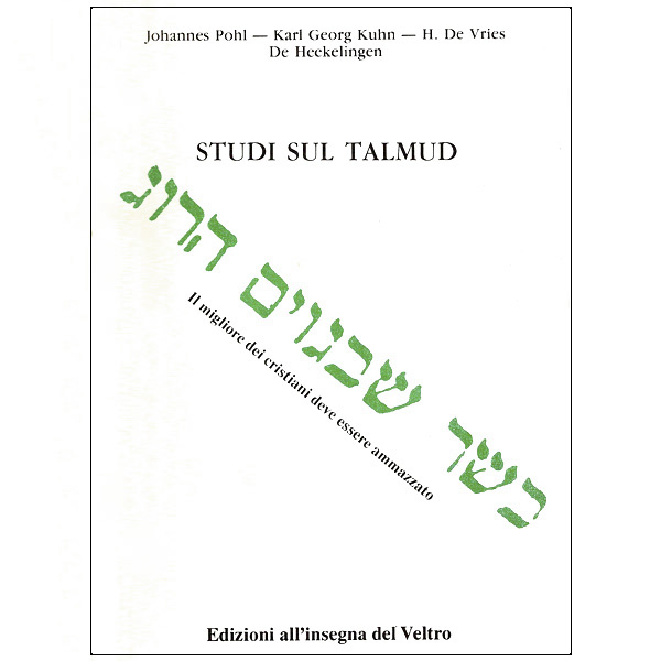Studi sul Talmud
