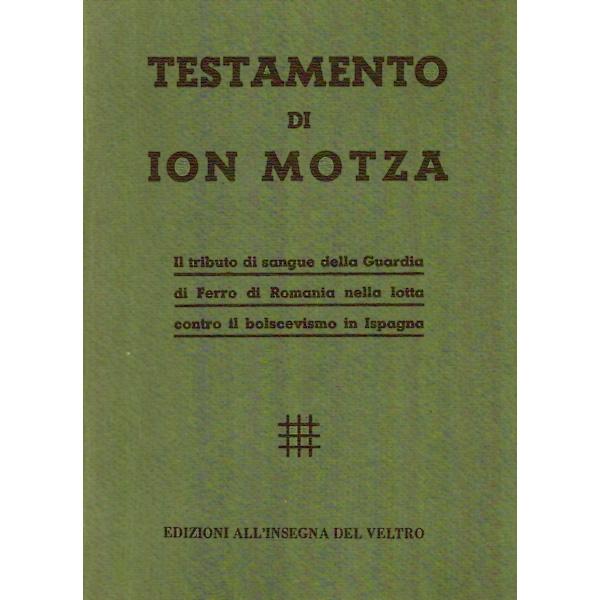 Testamento di Ion Motza